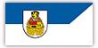 Flagge / Fahne  Stadt Greiz