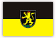 Flagge / Fahne  Stadt Heidelberg