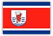 Flagge / Fahne  Stadt Kappeln