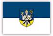 Flagge / Fahne  Stadt Korbach