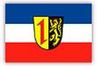 Flagge / Fahne  Stadt Mannheim