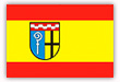 Flagge / Fahne  Stadt M�nchengladbach