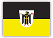Flagge / Fahne  Stadt M�nchen