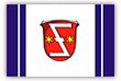 Flagge / Fahne  Stadt �strich-Winkel