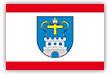 Flagge / Fahne  Stadt Ostholstein