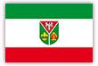 Flagge / Fahne  Stadt Prignitz