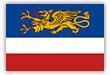 Flagge / Fahne  Stadt Rostock