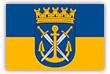 Flagge / Fahne  Stadt Solingen