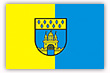 Flagge / Fahne  Stadt Steinfurth