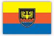 Flagge / Fahne  Stadt Emden