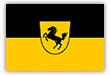 Flagge / Fahne  Stadt Stuttgart