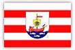Flagge / Fahne  Stadt Wismar
