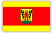 Flagge / Fahne  Stadt Wolgast