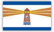 Flagge / Fahne  Stadt Westerland