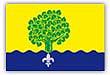 Flagge / Fahne Gemeinde Bordesholm