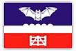 Flagge / Fahne Gemeinde Fiefbergen
