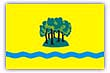 Flagge / Fahne Gemeinde Grabau