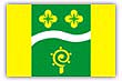Flagge / Fahne Gemeinde Krummbeck