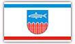 Flagge / Fahne Gemeinde Lammershagen
