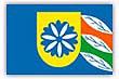 Flagge / Fahne Gemeinde Lutjenholm
