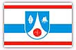 Flagge / Fahne Gemeinde Neuengoers