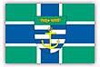 Flagge / Fahne Gemeinde Schabrode