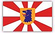 Flagge / Fahne Gemeinde Scharbeutz