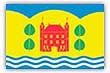 Flagge / Fahne Gemeinde Seedorf