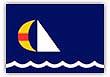 Flagge / Fahne Gemeinde Strande