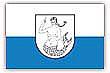 Flagge / Fahne Gemeinde Wangerland