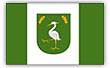 Flagge / Fahne Gemeinde Zappel