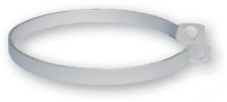 Fahnenschlinge 75 Set für Masten-Ø 75 mm