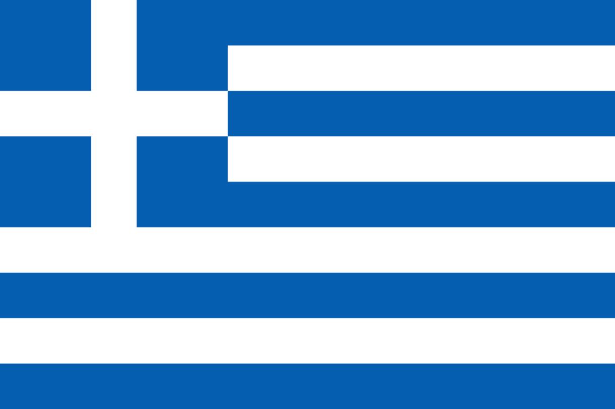 Flagge im Querformat Land Griechenland 150x100 cm