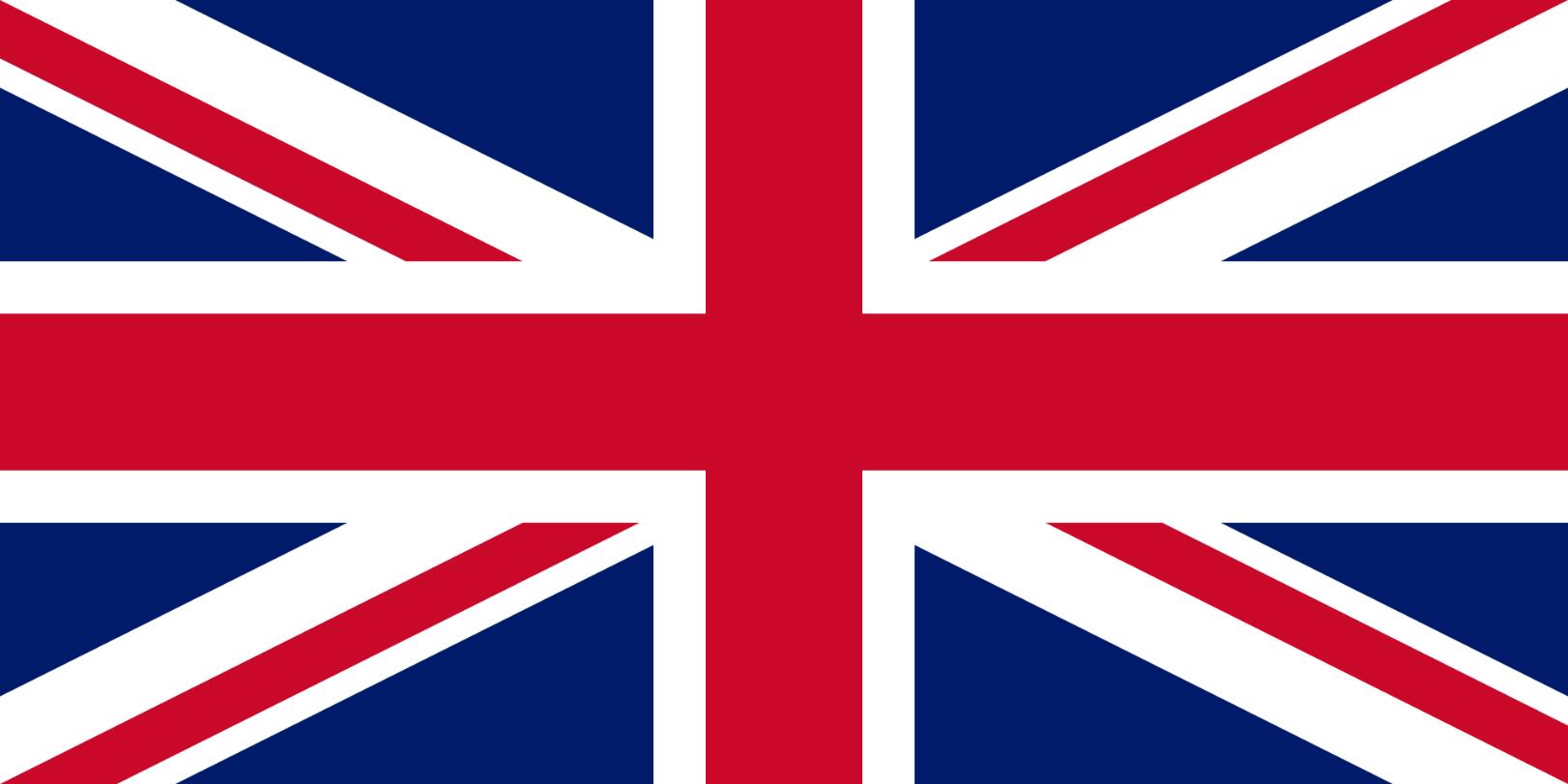 Flagge im Querformat Land Großbritannien 150x100 cm