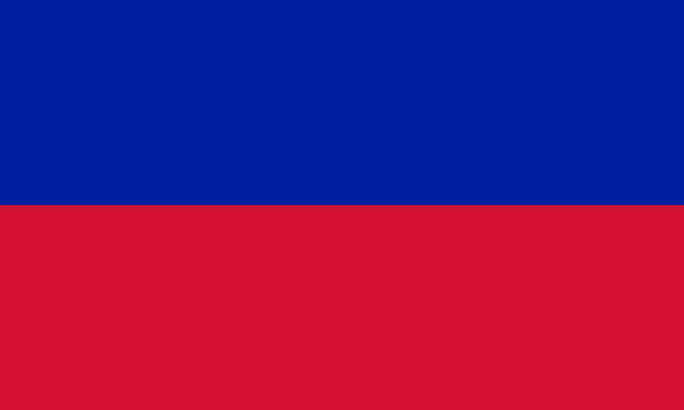 Flagge im Querformat Land Haiti 150x100 cm