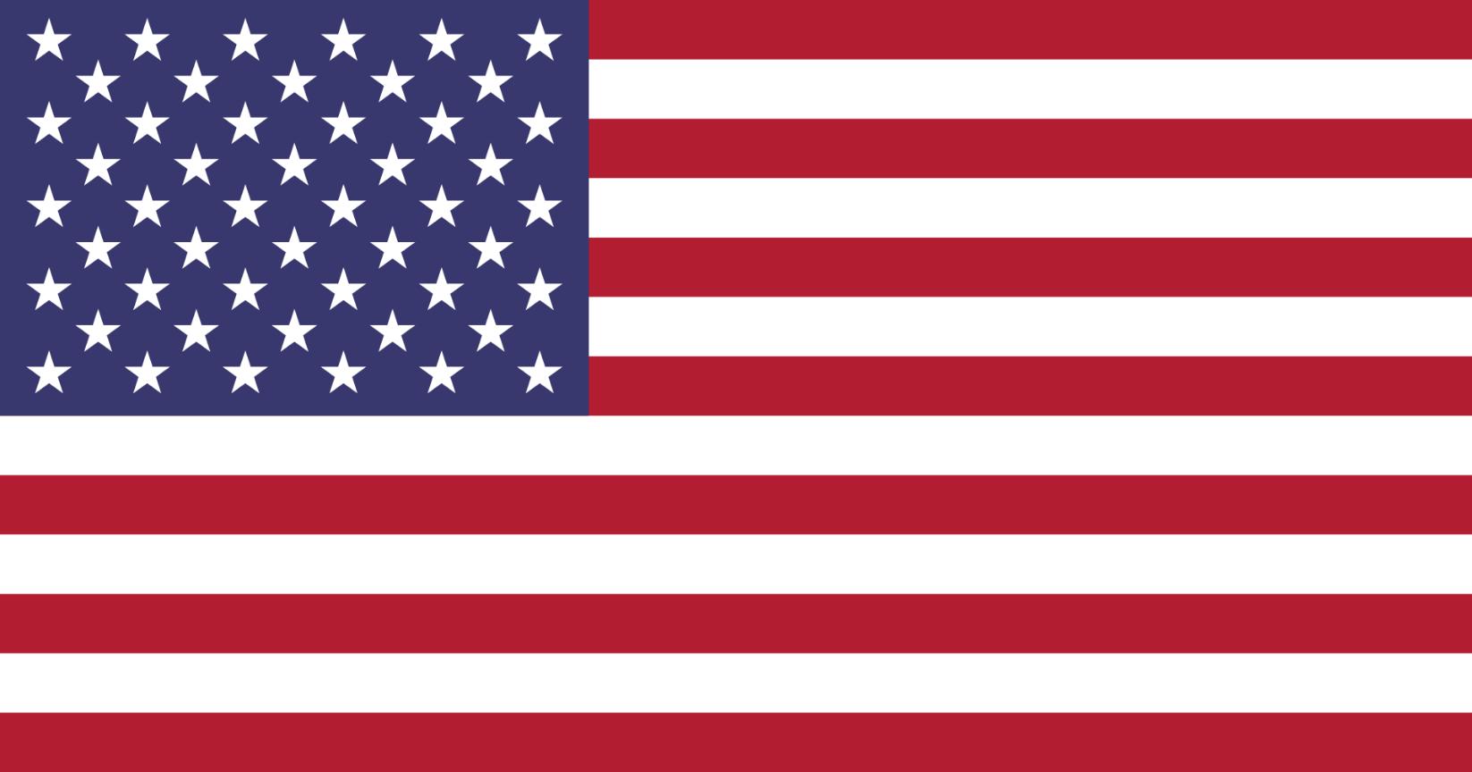 Flagge im Querformat Land Vereinigte Staaten 150x100 cm