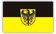 Flagge / Fahne Stadt Aachen