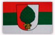 Flagge / Fahne Stadt Augsburg