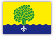 Flagge / Fahne Stadt Bordesholm