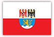 Flagge / Fahne  Stadt Erlangen