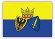 Flagge / Fahne  Stadt Essen