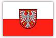 Flagge / Fahne  Stadt Frankfurt am Main