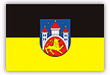 Flagge / Fahne  Stadt G�ttingen