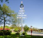Maibaum / Zunftbaum aus Aluminium - Die sichere Alternative
