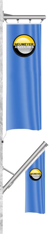 Masten zur Horizontal-/Schrägmontage an Fassaden